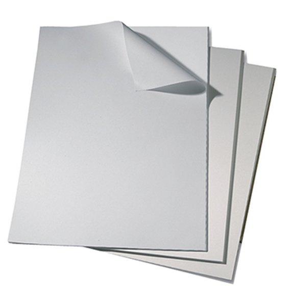 Tekenpapier 25x17 cm 125 gr.