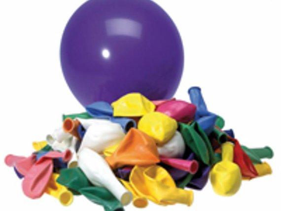 Ballonnen 100 stuks.