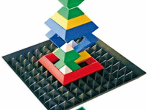 Basisplatte für Triangelpuzzle