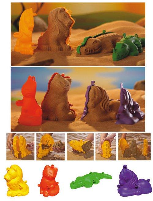 3-D Sandformen Groß