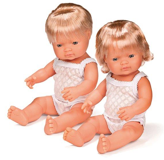 Puppen mit Haaren, Mädchen