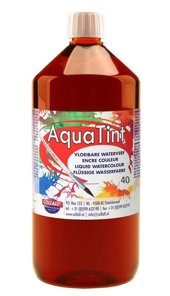 Aquatint braun 1000 ml.