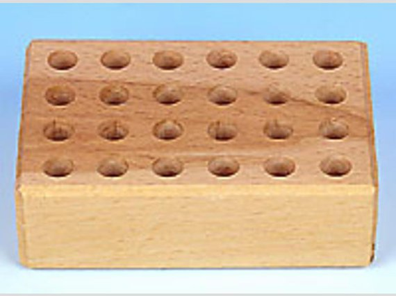 Potloden-blok voor 24 potloden