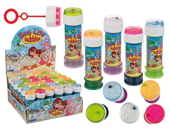 Zeepbellen Seabubble