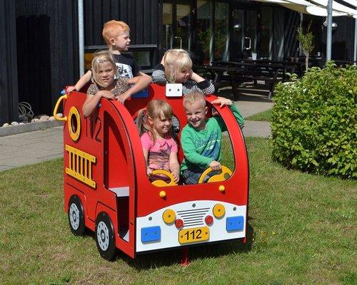 Feuerwehrauto mini