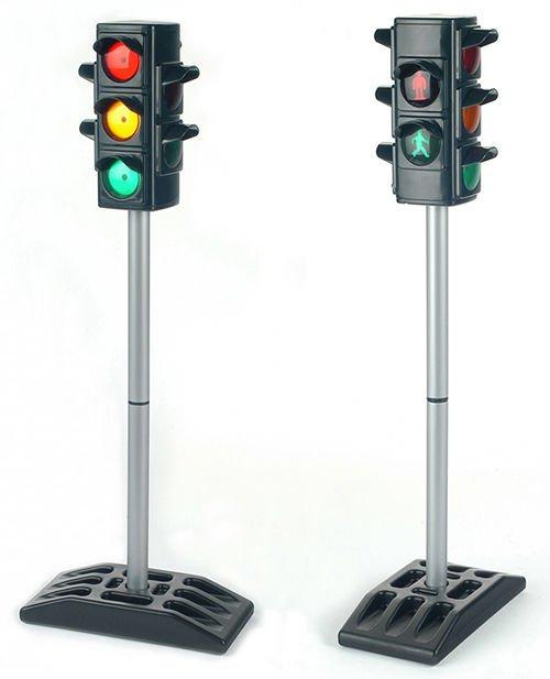 Verkehrsampel elektrisch