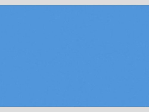 Transparentpapier hellblauw