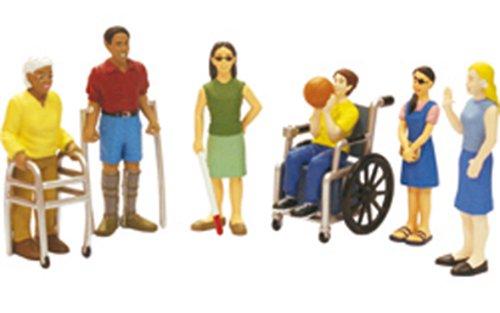 Mensen met handicap