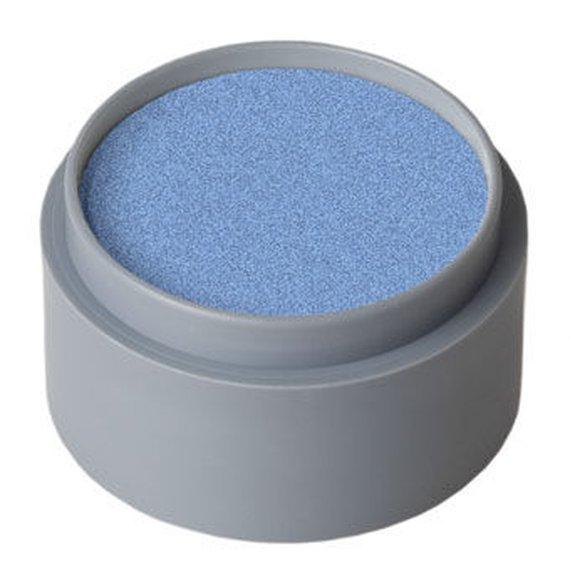 Perlmuttschminke kornblumenblau 15ml.