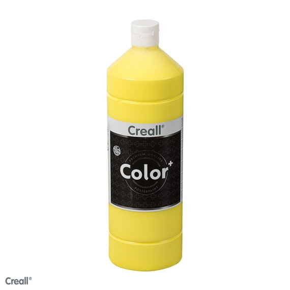 Creacolor 1000 ml licht geel