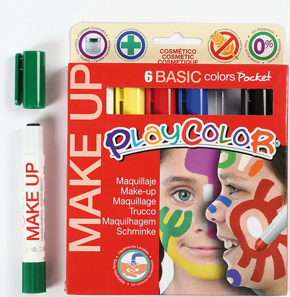 Schminkstifte Playcolor Basic