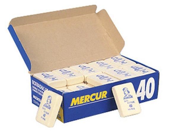 Radiergummis 40 Stück (500g)