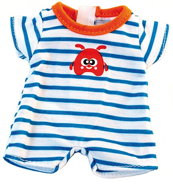 Sommeroutfit Mini Puppe Junge