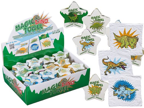 Magisches Handtuch Dinos