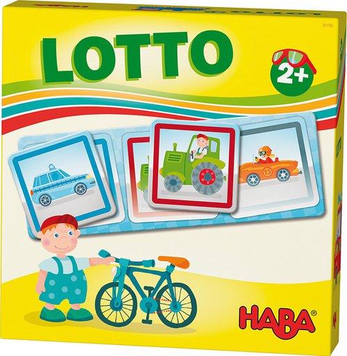 Haba Lotto Fahrzeuge