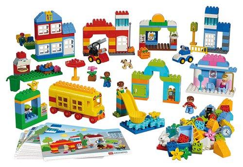Lego Duplo Onze Stad.