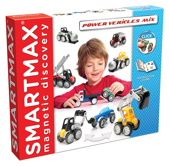 SmartMax Power Vehicles