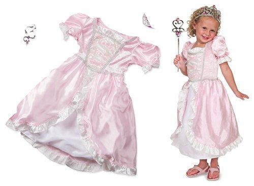 Verkleidungsset Prinzessin