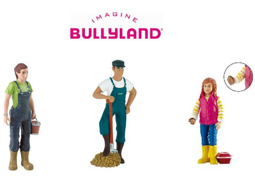 Bauernhof-Familie Bullyland