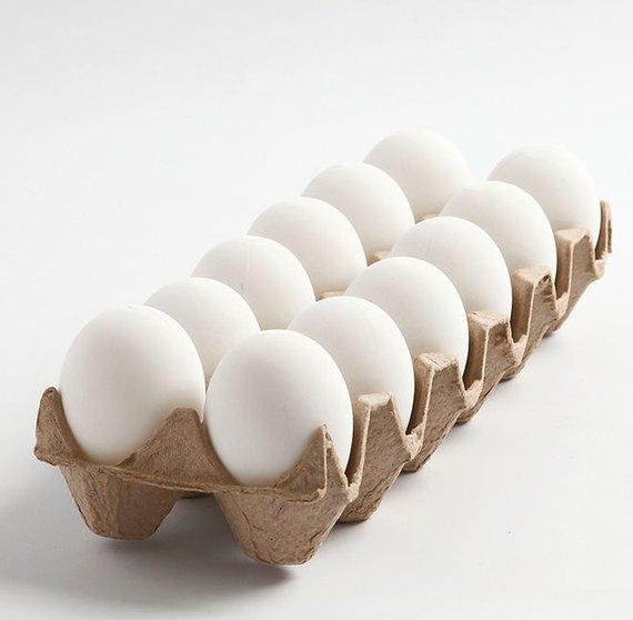 Kunststof eieren