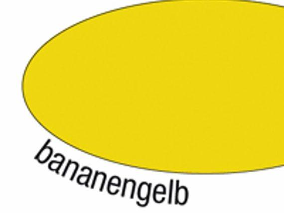 Buntpapier gelb 50 Blatt 50x35cm.