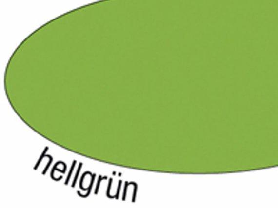 Gejokarton 20 Blatt h-grün 50x70cm.