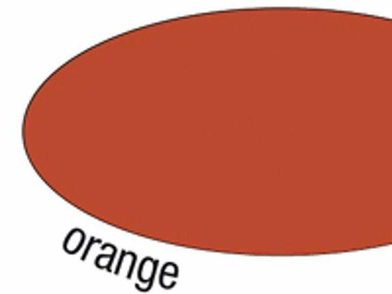 Buntpapier orange 50 Blatt 50x35cm. Block