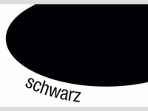 Gejokarton 20 Blatt schwarz 50x70cm.
