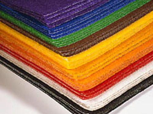 Jaffapapier/Vivell 10 Blatt in 10 Farben sortiert. 50x35 cm