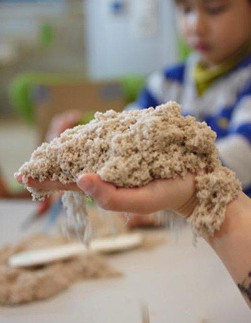 Kinetic Sand 5kg.