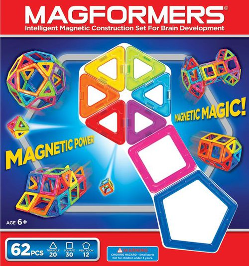 Magformers 62-er Set NEU