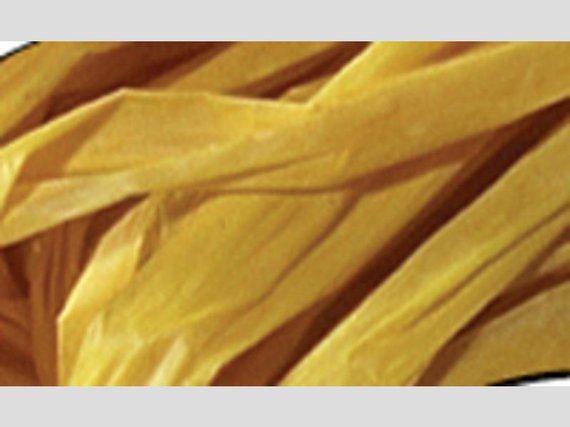 Naturbast gelb