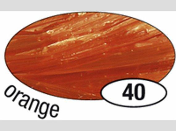 Edelbast orange 30m.