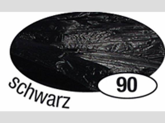 Kunstraffia zwart 30 m.