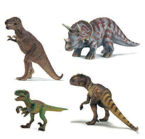 Schleich Dinoset 4-teilig