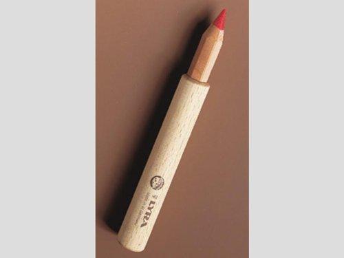 Stifthalter, eine ideale verlängerung für ihre Farbriesen, auch die kurzen Stifte können noch vermalt werden. 10-er Set.