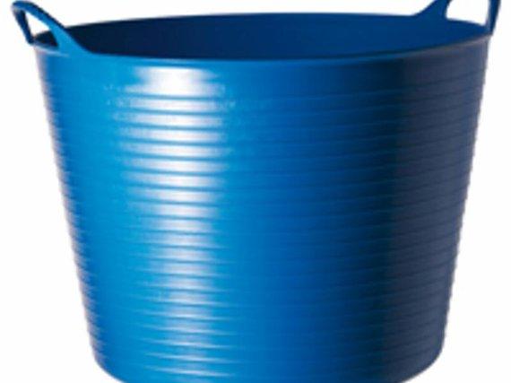Tubtrug Eimer 14 ltr. blau