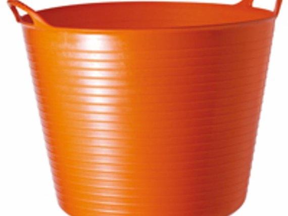 Tubtrug Eimer 26 ltr. orange