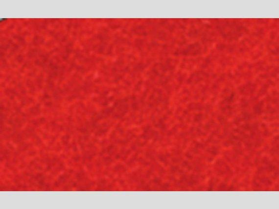 Vilt (150g/m2) rood op rol. 500x45 cm.
