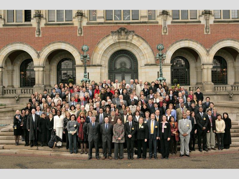 Resultado de imagen de Protocole de La Haye, du 23 novembre 2007