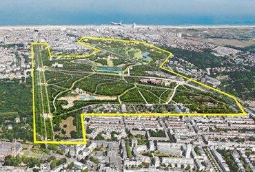 Nieuw stadspark, Den Haag