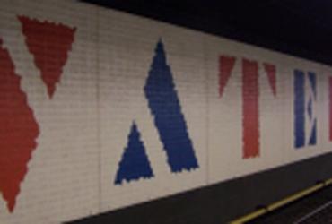 Metrokunst Oostlijn, Amsterdam
