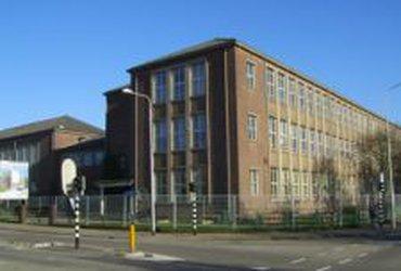 Sgraffito's voormalig Brewinc College, Doetinchem