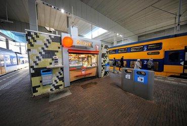 Tegeltableaus NS station Breda, Breda