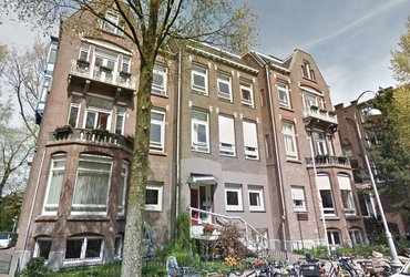 Villa's Van Eeghenstraat, Amsterdam