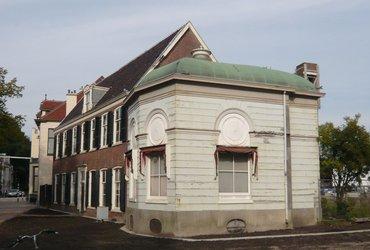 Theekoepel Bellevue, Haarlem