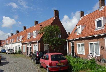 Briëtwoningen, Middelburg
