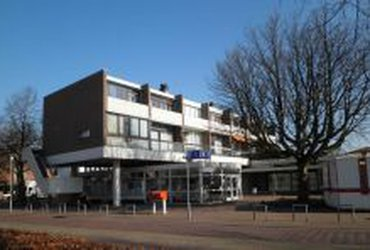 Winkelcentrum Plein, Bergen