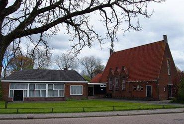 Gereformeerde kerk Grou