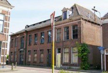 Glashandel Hogeboom en directeurswoning, Kampen